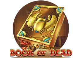 La machine a sous Book of Dead de Play 'N Go dans les casinos en ligne de France