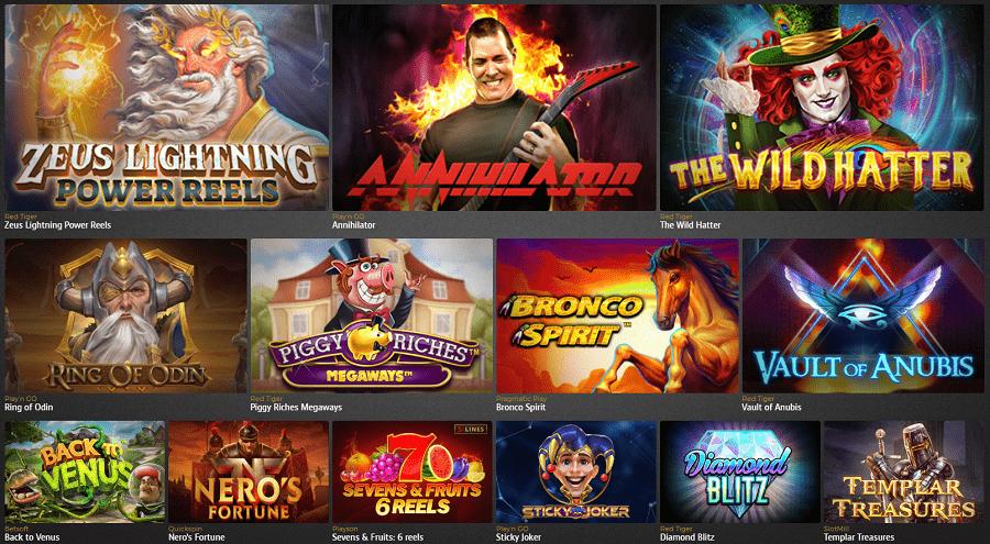 casino extra promotion de bienvenue et machines a sous gratuite