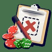 liste noire des casinos en ligne
