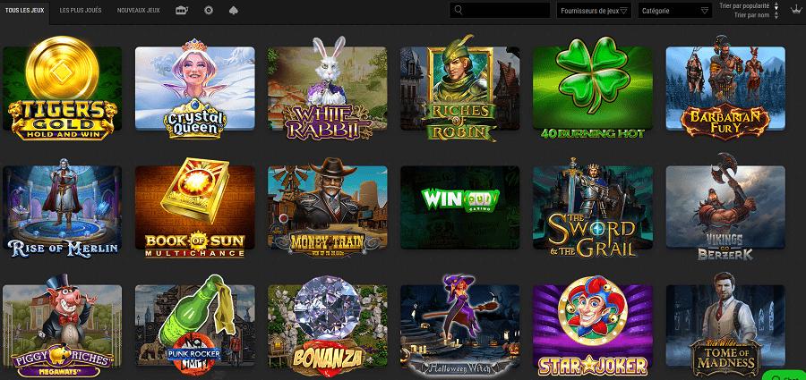 winoui casino, machines a sous en ligne, bonus et tours gratuits