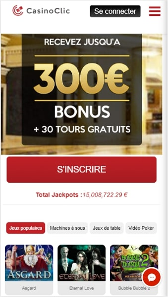casino clic telecharge en france