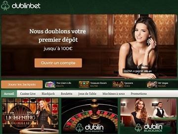 casino dublin bet casino avis, code bonus vip