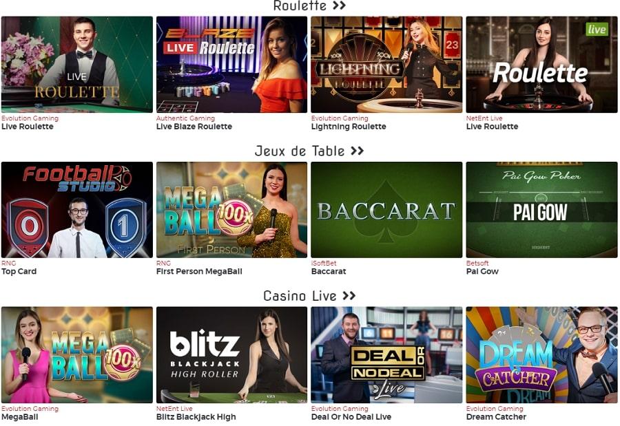 lucky31 casino en ligne machines a sous gratuite casino sérieux avis revue et critique