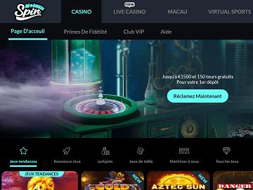spinmadnesscasino avis bonus gratuit casino en ligne fiable