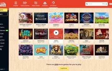 Bonus du Casino Lucky Luke toutes les offres pour les clients nouveaux et existants