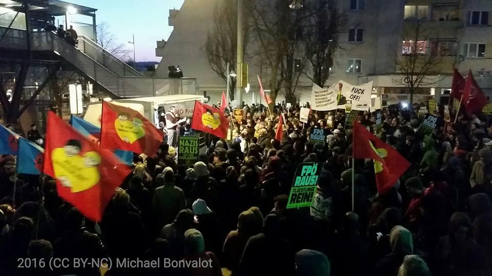 """""""Gegen FPÖ, gegen Abschiebungen und neoliberale Kürzungspolitik"""" Rede auf der Demo #liesingfueralle"""