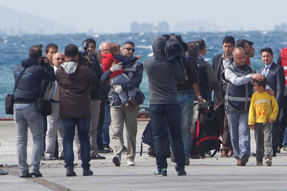 Die EU: Verantwortlich für Abschiebungen und Massensterben im Mittelmeer