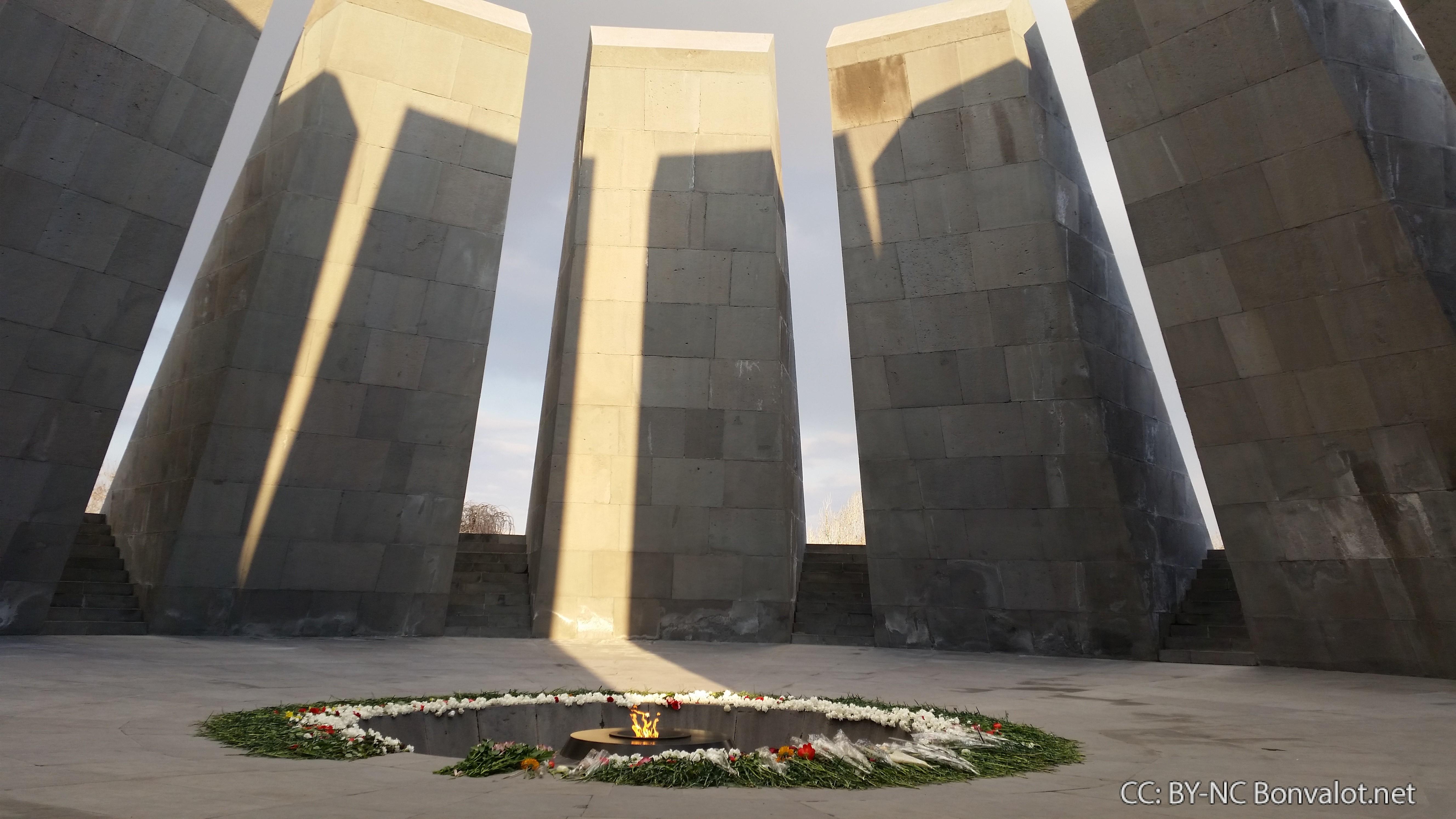 Im Schatten des Völkermords. Das moderne Armenien in Bildern