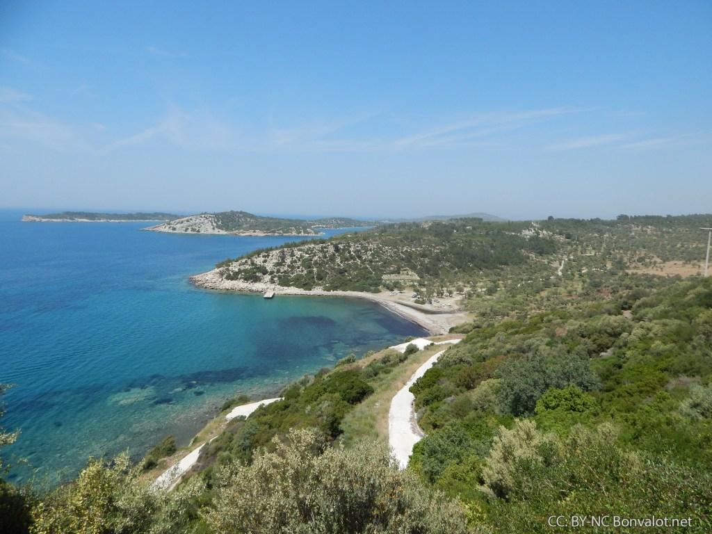 Diese Bucht ist ein Symbol für das Sterben im Mittelmeer