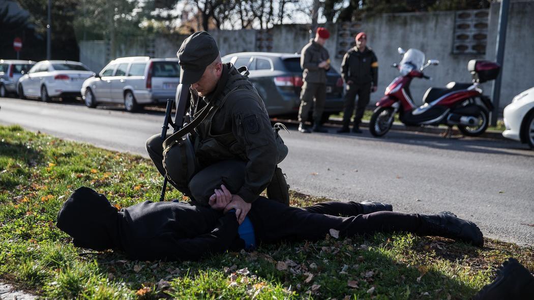 Das Bundesheer übt Einsätze gegen Demos und Streiks