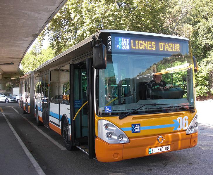 Public transport in France, a marvel!