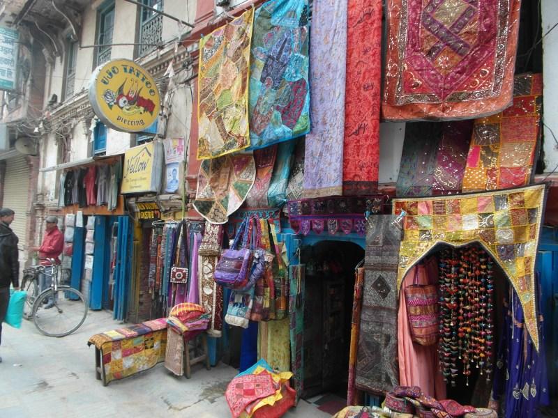 The Freaks of Freak Street in Kathmandu