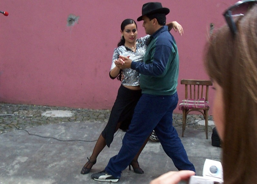 TANGO: Learn to dance the tango in Buenos Aires!