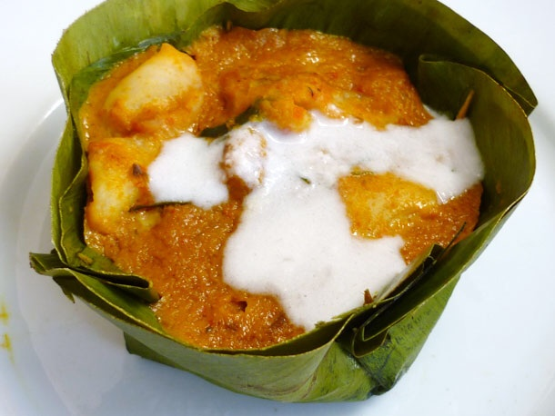 BEST of Cambodia food : Fish Amok !