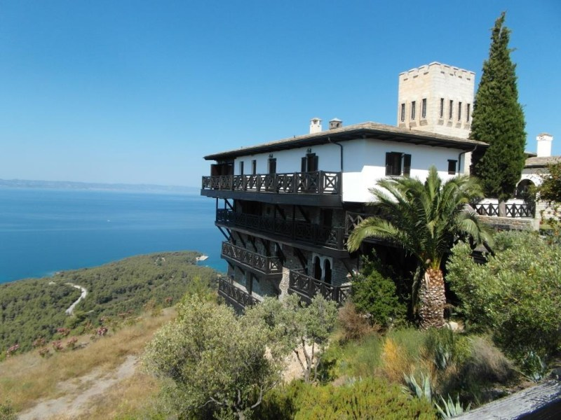 Villa Galini : Live the life of a Greek shipping magnate!