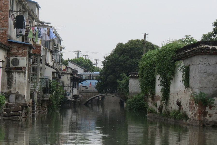 Suzhou: paradise on earth?