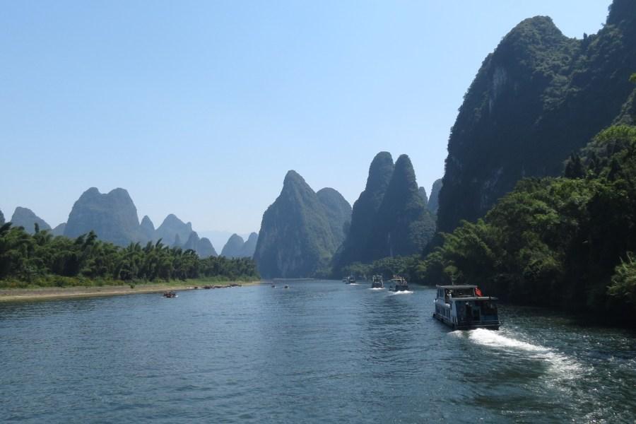 Yangshuo and the Li River cruise
