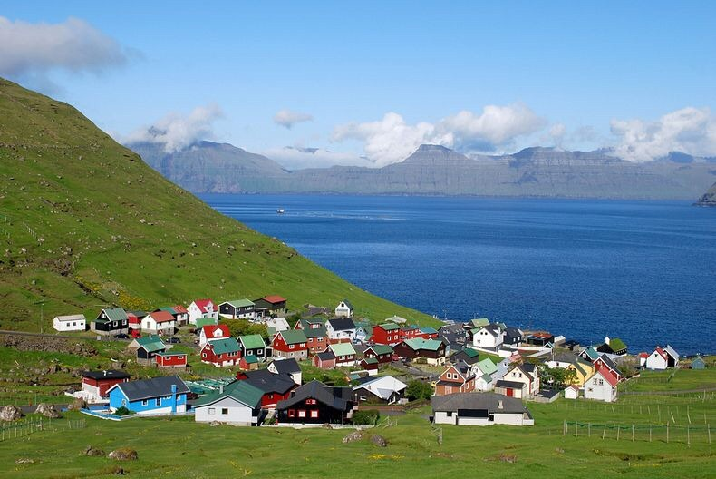 Faroe Islands, best island destination in the world!