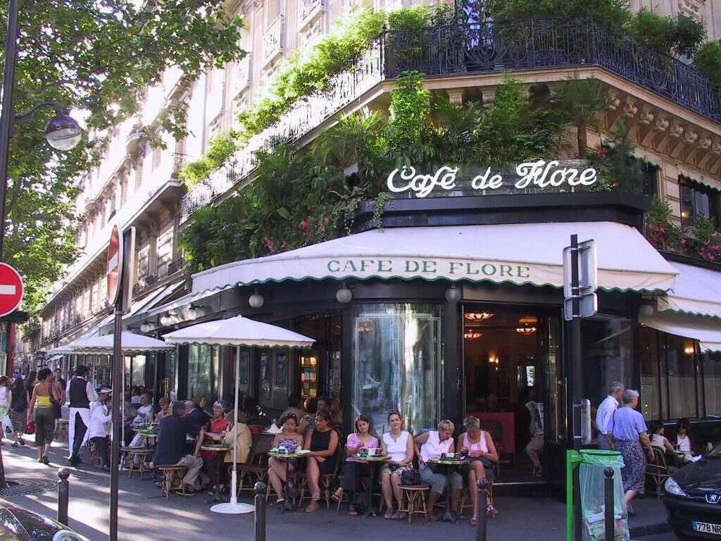 top five bistros and brasseries of paris bonvoyageurs. Black Bedroom Furniture Sets. Home Design Ideas