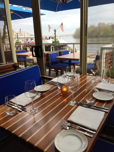 Fiola Mare: Best waterfront restaurant in Washington DC