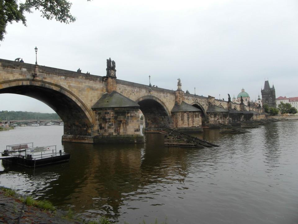 Prague : Charles Bridge