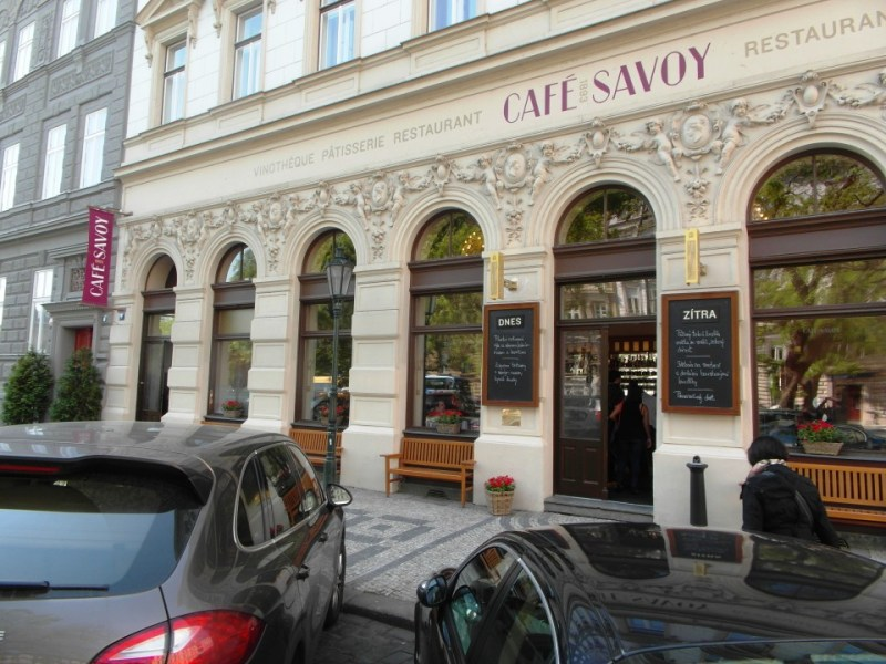 Our favorite Prague Cafes !
