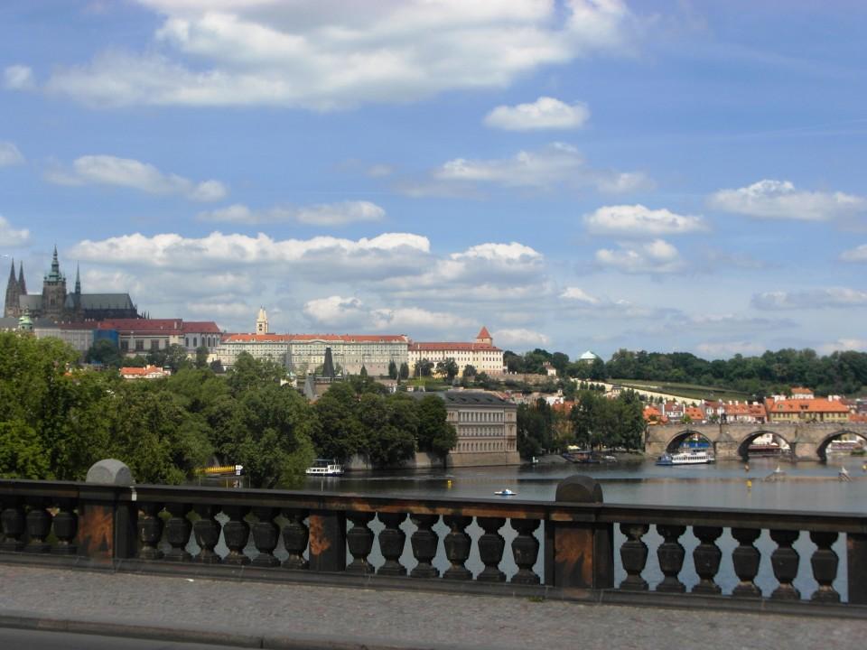 Prague Castle and Castle Hill