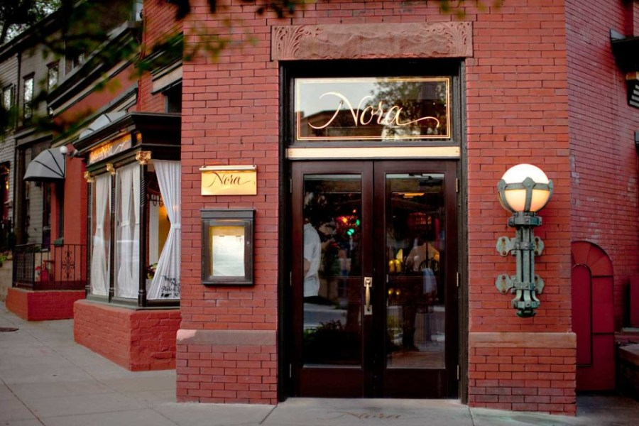 Restaurant Nora in Washington DC : The Art of Healthy Living
