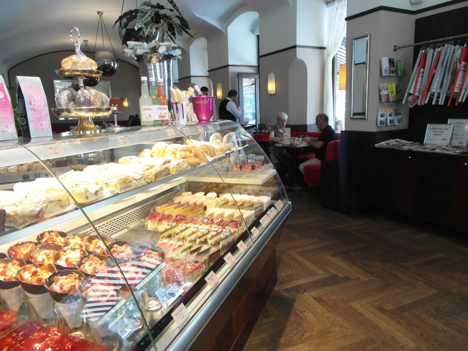 Vienna cafes and coffee houses : Cafe Museum
