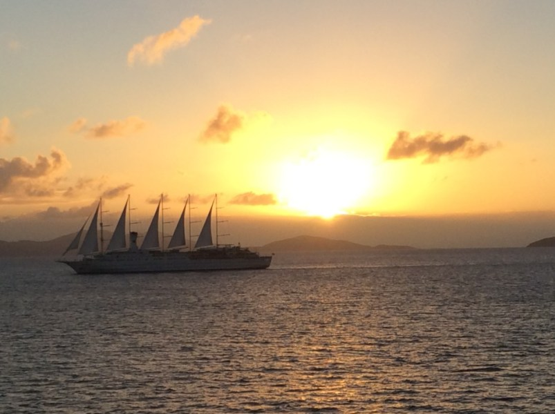 Yacht Cruising the Caribbean with Windstar Cruises