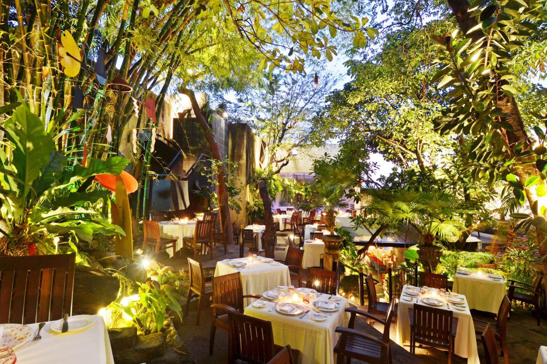Puerto Vallarta Favorite Experiences : Cafe Des Artistes - Jardin