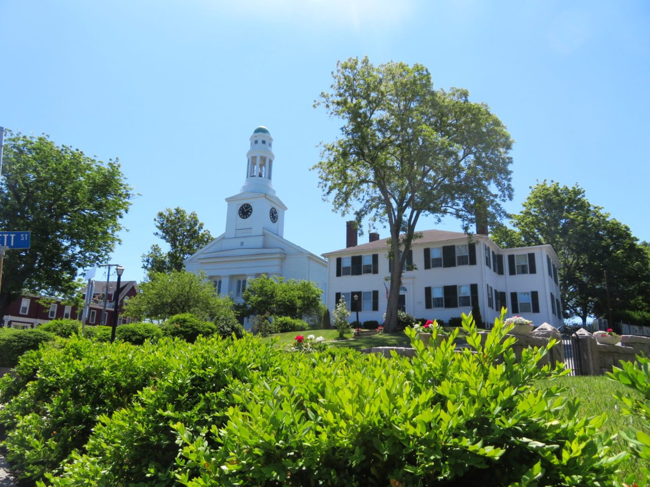Emerson Inn by the Sea : touring the Rockport Cultural District