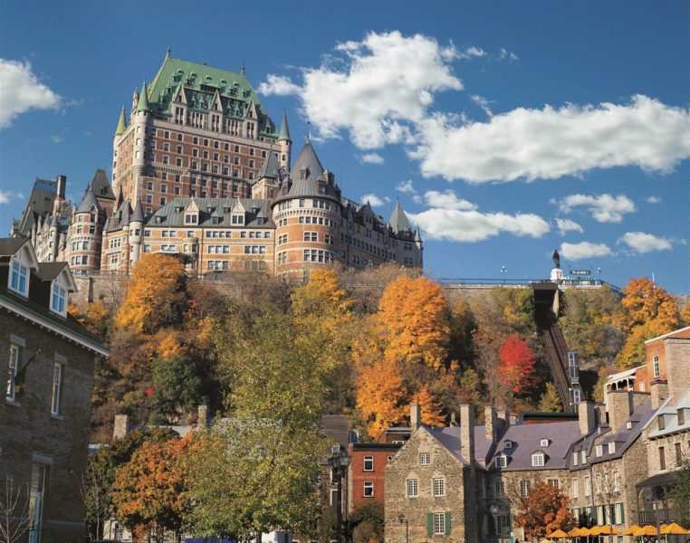 Romantic Getaway to Fairmont Le Chateau Frontenac