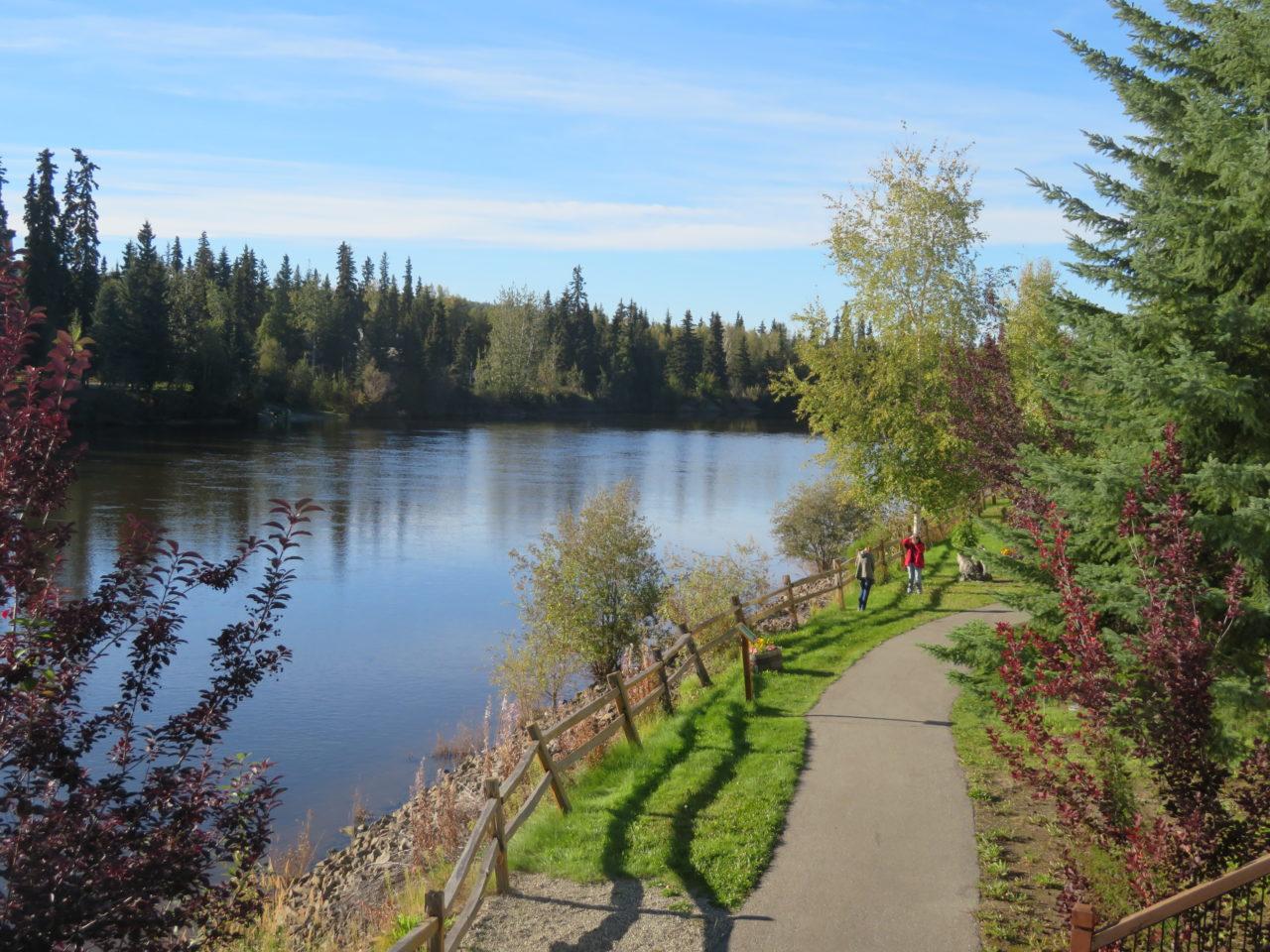 Fairbanks Princess Riverside Lodge ~ Alaska Cruise Tour