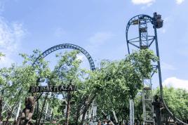 canboie-lake-park-roller-coaster