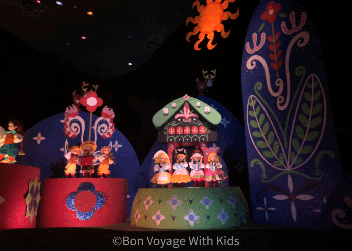 best disney world rides for toddlers its a small world