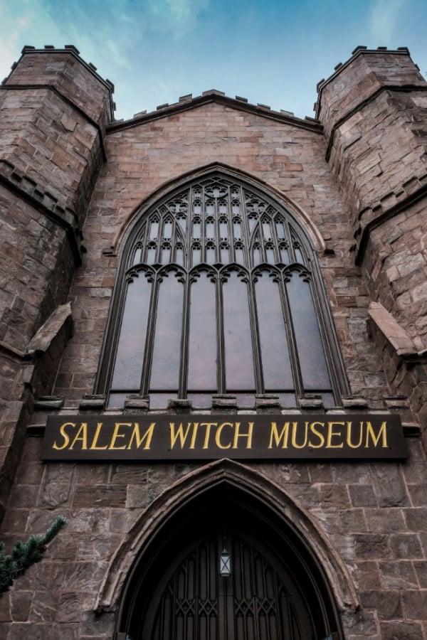 salem witch mueseum