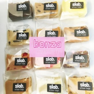 Slab Artisan Fudge - Dairy