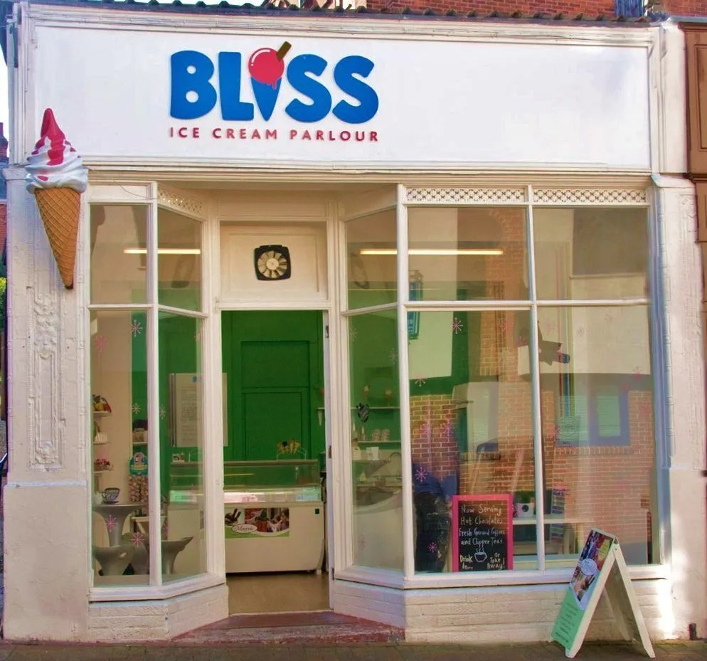 Bonza Confectionery - About Bliss Ice Cream Parlour 2