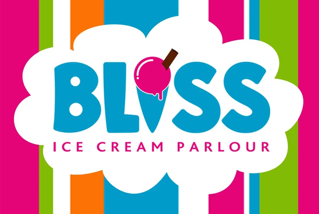 Blonza Confectionery - Bliss Ice Cream Parlour logo