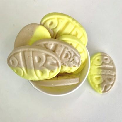 Bonza Confectionery - Banana Bubs 1