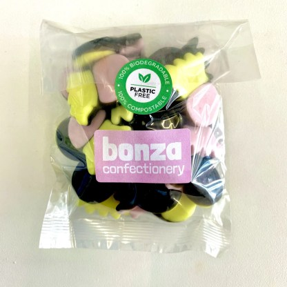 Bonza Confectionery - Liquorice + Fruit Octopus 3