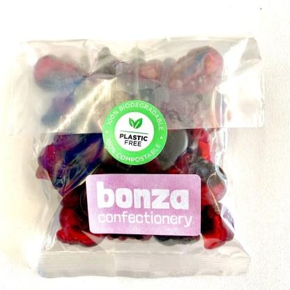 Bonza Confectionery - Micro Rasp + Liquorice Skulls 3
