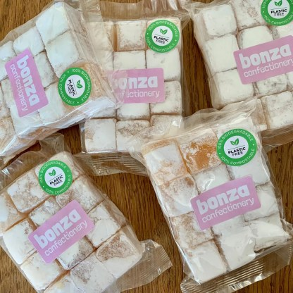 Bonza Confectionery - Turkish Delight group lemon