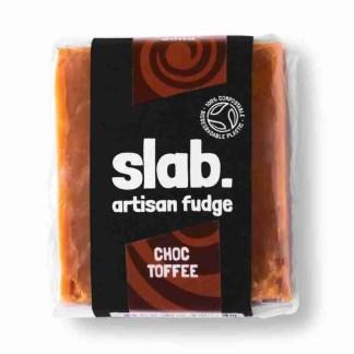 Slab Artisan Fudge - Choc Toffee Product Photo