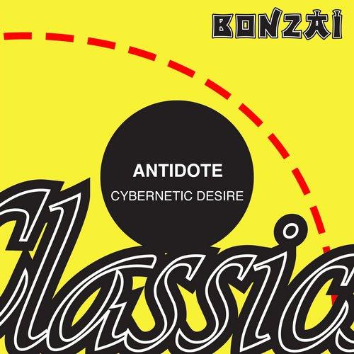 Antidote – Cybernetic Desire (Original Release 2005 Progrez Cat No. PRG-2005-020)