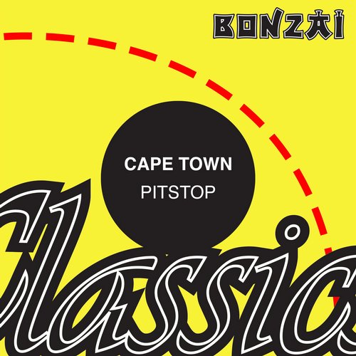 Cape Town – Pitstop (Original Release 2002 Green Martian Cat No. GM-2002-046)