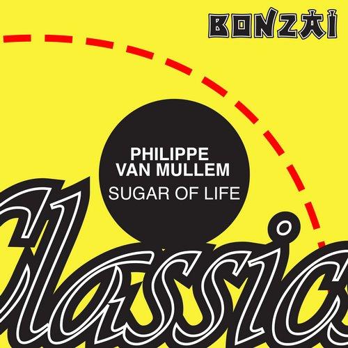 Philippe Van Mullem – Sugar Of Life (Original Release 1997 Green Martian Cat No. GM97006)