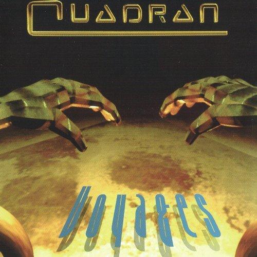 Quadran – Voyages (Original Release 1996 Bonzai Trance Progressive Cat No. BTPLP001)
