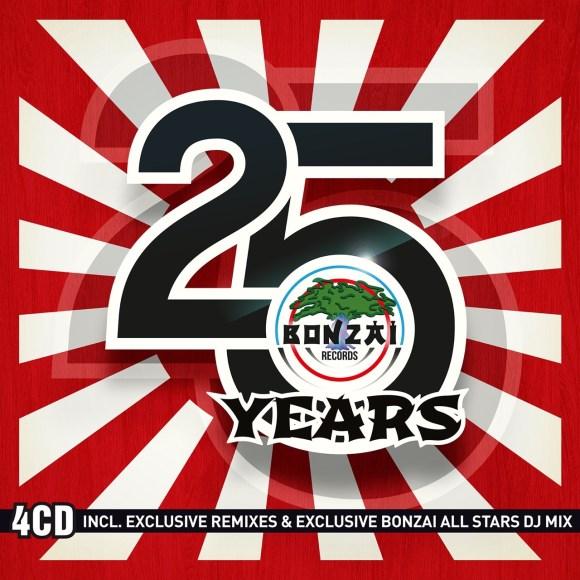 25 Years Bonzai CD